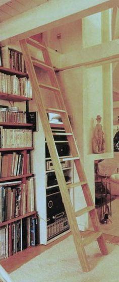 Dolle Straight Flight Wooden One Piece Loft Ladder # From £115.00 + VAT
