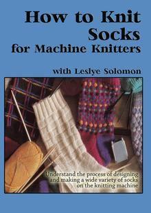Circular Knitting Machine, Knitting Machine Patterns, Knitting Stitches, Knitting Socks, Knit Socks, Crochet Patterns, Yarn Crafts, Knit Crochet, Digital