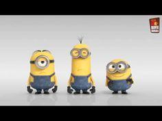 Minions - Bob farting