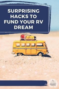 You've shopped for your dream RV and now comes the hard part; financing your RV. Read my full guide to RV Financing here! Best Money Saving Tips, Saving Money, Rv Financing, Rv Life, Budgeting, I Am Awesome, Finance, Hacks, Camping