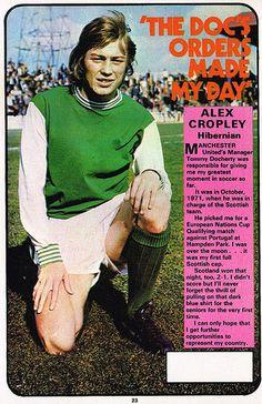 Alex Cropley