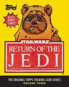 Star Wars: Return of the Jedi: The Original Topps Trading...
