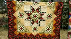 Another quilt enjoying the fresh air