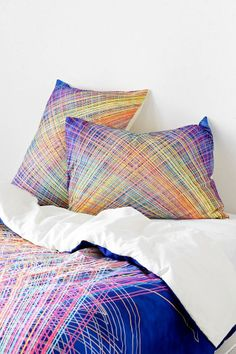 Fimbis For DENY Veer Pillowcase - Set Of 2 #urbanoutfitters