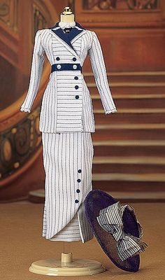Titanic kate winslow outfit,,, i have a doll w/ exact same outfit
