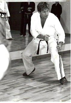 Grandmaster Joe Lewis. R.I.P. I still cry about his passing it is hard to write this. I love him and miss him and I adore the blessings he has given all of us in martial arts.