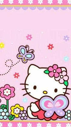 Kitten's world hello kitty backgrounds, hello kitty wallpaper, hello Hello Kitty Backgrounds, Hello Kitty Wallpaper, Cute Wallpapers, Wallpaper Backgrounds, Hello Kitty Imagenes, Hello Kitty Pictures, Hello Kitty Collection, Sanrio Hello Kitty, Little Twin Stars
