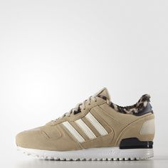 adidas Originals Herren ZX 750 Sneakers Semi Solar RedWhiteSolid Grey