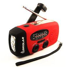 Battery Power: 3xAAA/350 mAh/3.6V Ni-MH Working voltage: 2.7V to 4.2V Maximum Power Consumption: 0.5W Flashlight: 3-LED Flashlight LED lifespan: 100000 hours LED illumination: 5000lux @120mm Radio Ba...