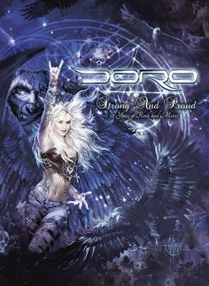 Doro – Strong And Proud- 30 Years Of Rock And Metal -DVD | Metalunderground