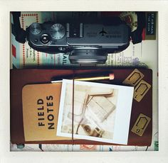 Traveler's Notebook Acquired ~ | vivian chang | Flickr