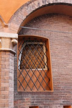 Windows of Modena