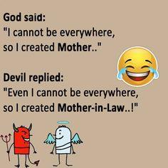 LOL #motherinlaw #memes #favorite