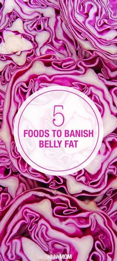 For a tighter tummy, try these 5 fat blasting foods.