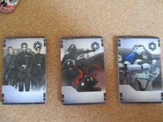 I tre tipi di carte Imperial Class