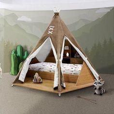 mommo design: UNIQUE BEDS