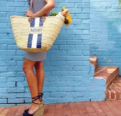 Screen Shot 2016-07-28 at 8.13.25 PM French Summer, Blue Paint Colors, Happy Friday, Straw Bag, Take That, Chic, Bags, Shoes, Screen Shot