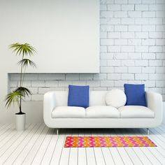 Amazon.de: DECO MAT │ AFRIKA / BRAUN WEIß │ Rutschfester Teppich Läufer 80  X 250u2026 | Fußmatten | Pinterest