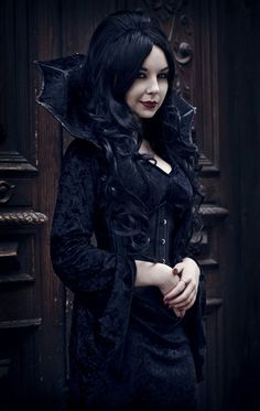 Gothic Girl: Othien Cosplay magnificent!! #gothic_culture
