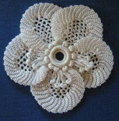 dantel çiçek modelleri