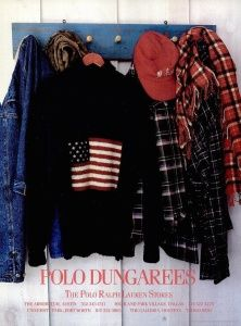 Ralph Lauren Polo Dungarees Fall/Winter 1989/90 Photo Bruce Weber Models Nat Young, Isabelle Townsend & Unknown