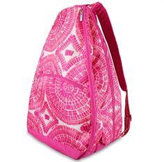 Sunburst Tennis Backpack