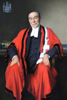 Lord Coutanche Bailiff of Jersey Picasso, James Gunn, Cap And Gown, Art Uk, Lord, Artists, Masters, Chains, Portraits