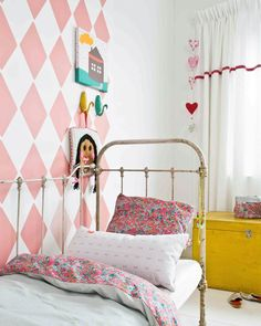 """Exceptional """"cheap home decor diy"""" detail is offered on our web pages. Check it out and you will not be sorry you did. Childrens Room Decor, Baby Room Decor, Nursery Decor, Bedroom Decor, Pink Bedroom For Girls, Small Room Bedroom, Kids Room Design, Ikea Hacks, Kid Beds"""