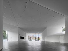 EM2N - Projects - Culture and Congress Centre, Thun, Switzerland