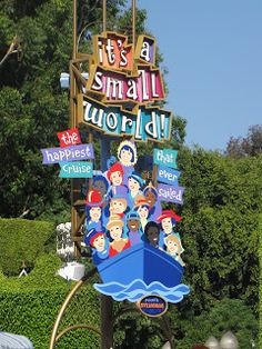 "Babes in Disneyland: Fun Fact Friday: A Multitude of Facts About ""it's a small world"""