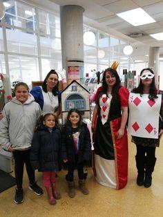 """Carnaval 2017 especial """"Alicia en el país de las maravillas"""" con amigos"""