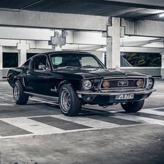 Vintage Cars Muscle My date for tonight with Miss 68 Ford Mustang Fastback 390 Via Mustang Shelby, Ford Mustang 1967, Ford Mustang Fastback, Mustang Cars, Mustang Muscle Car, Fort Mustang, Ford Gt, Classic Mustang, Ford Classic Cars