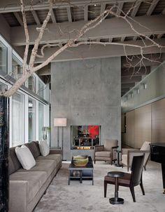 Galeria de Casa do Rio / Suyama Peterson Deguchi #living