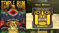 TEMPLE RUN 2 LOST JUNGLE GLOBAL CHALLENGE GAMEPLAY IOS