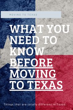 Here's what you need to know before moving to Texas. These Moving to Texas tips will make your life easier. You need to know these 2 things that are totally different in Texas than the rest of the country.   #texas #moving #houston #DMV #electricity #DFW Moving House Tips, Moving Out, Texas Vehicle Registration, Best Places To Move, Electricity Usage, Fort Bend, Moving To Texas, Electrical Plan, Where The Heart Is