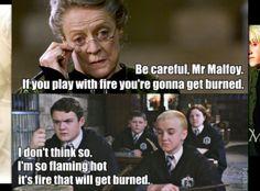 Funny Harry Potter Memes Draco : I love harry potter mina frandsen drew camps harry freaking