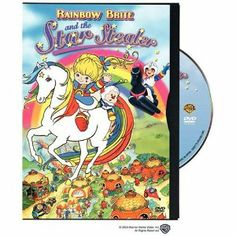 I loved Rainbow Brite as a child and would love to have this DVD