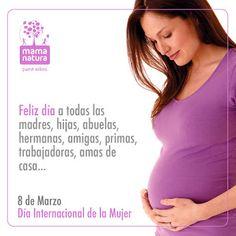 Día de la Mujer - 8 de Marzo Mama Natura
