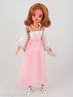 Sindy Fleur VHTF #1223 COMPLETE OUTFIT  No Doll   Vintage Pedigree Otto Simon