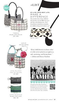 Fall & Winter 2014 Stylebook by Initials, Inc.Check it out at www.myinitials-inc.com/EmilyIrish