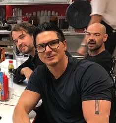 "182 Likes, 6 Comments - Zak GA Bagans (@gaobssessed) on Instagram: ""#ghostadventures #zakbagans #aarongoodwin #jaywasley"""