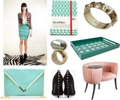 """Turquoise"" by kellywearstler on Polyvore"