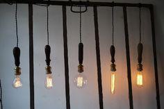 différents modèles de lampes à  filament