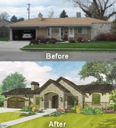 1000 Images About Home Facelift On Pinterest Painting