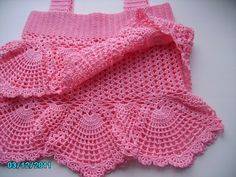 Mẫu móc váy, áo yêu yêu cho bé gái ~ Craft , handmade blog