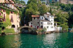 Lake Como, Northern Italy