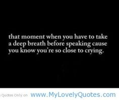 take a deep breath short sad quotes - My Lovely Quotes Great Quotes, Quotes To Live By, Me Quotes, Inspirational Quotes, Funny Quotes, Short Sad Quotes, How I Feel, How Are You Feeling, Inspire Me
