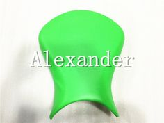68.39$  Watch more here - http://airal.worlditems.win/all/product.php?id=32782988932 - For Kawasaki ZX16R 636 2007-2008 green Motorcycle Scooter Front Rider Seat Leather Foam Plastic Cover Cushion ZX-6R