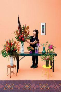 Floristas paulistas inspiram composições