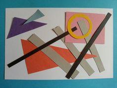 "Story Time | ""The Noisy Paint Box"" and Kandinsky craft"